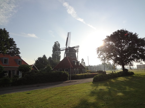Vacation in Ommen (The Netherlands)