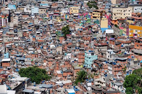 Favela Rocinha 29