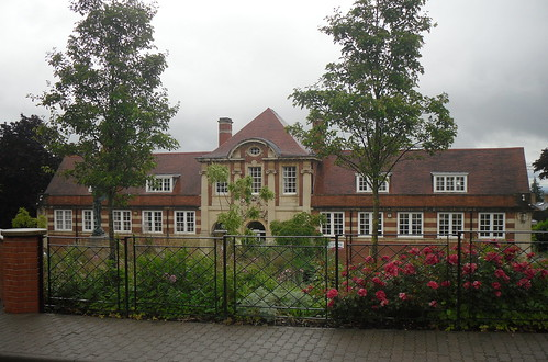 Great Malvern Library