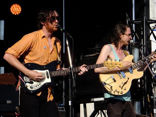 Zeus at Ottawa Bluesfest 2012