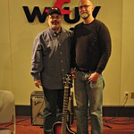 Bob Mould in Studio A with Darren DeVivo
