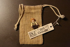 Bilbo and Pouch - 2