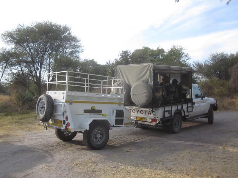 Okavango Delta Botswana Tourists Africa