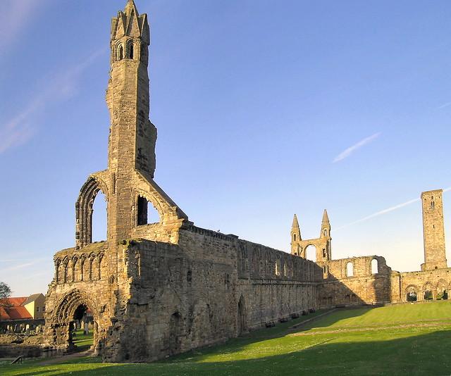 St. Andrews Abbey - Scotland