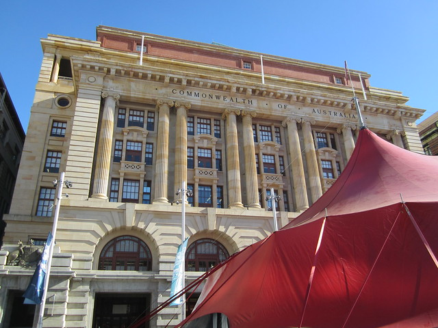 Commonwealth Building, Perth