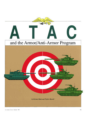 ATAC and the Armor Anti-Armor Program