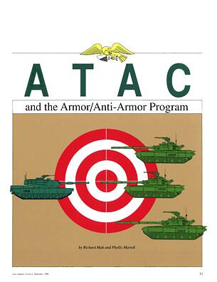 ATAC and the Armor Anti-Armor Program