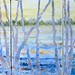 Jane Brennan Koeck: Endless Bluebonnets I, II, III