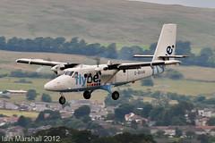 Flybe - (Loganair) G-BVVK