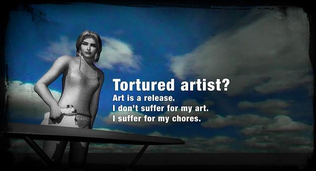 Tortured Artist