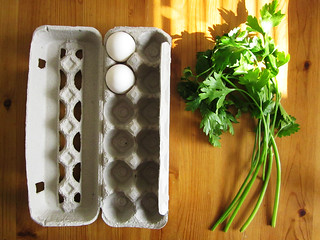eggs, parsley, & sunshine