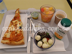 Almoço no Louvre (Paris)
