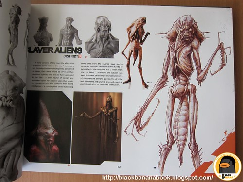 The Art of District 9 Weta Workshop_03