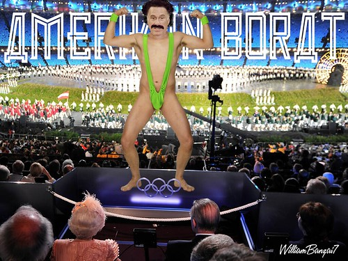 AMERIKAN BORAT PART II by Colonel Flick