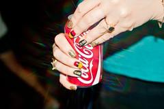coke & nails