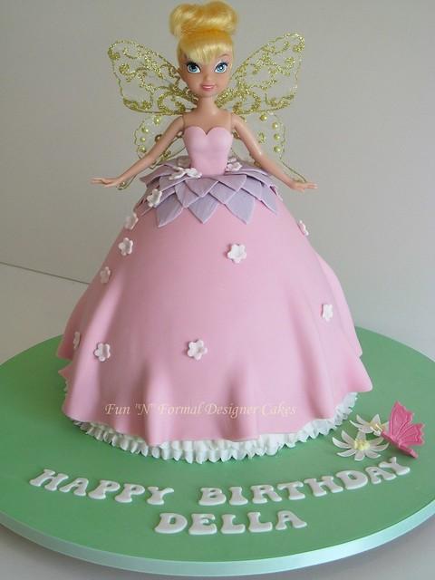 how to make dolly varden cake