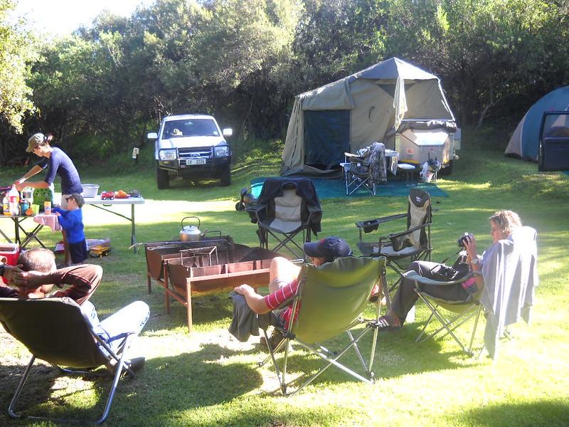 Kamp by Koningskop
