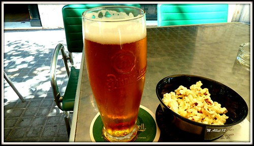 Cerveza by Miguel Allué Aguilar
