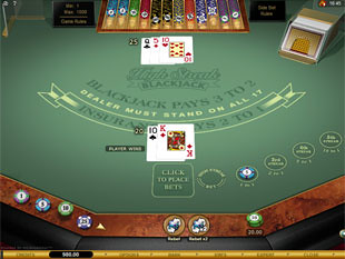 High Streak European Blackjack