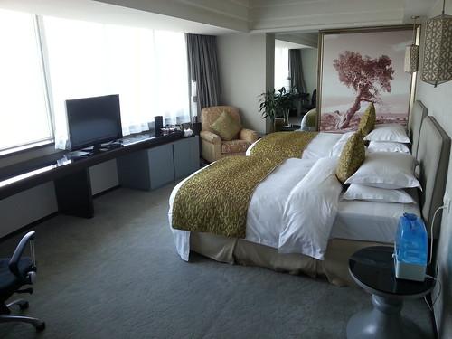Hong Fu Hotel, Urumqi, China