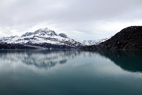Glacier Bay - Around 930 am