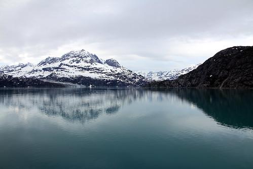 Glacier Bay - Around 930 am