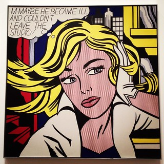 Lichtenstein Exhibit Free for Chicago Residents