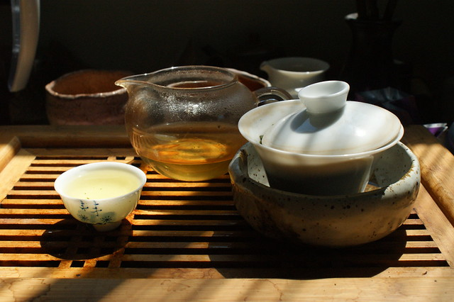 Mountain tea LiShan