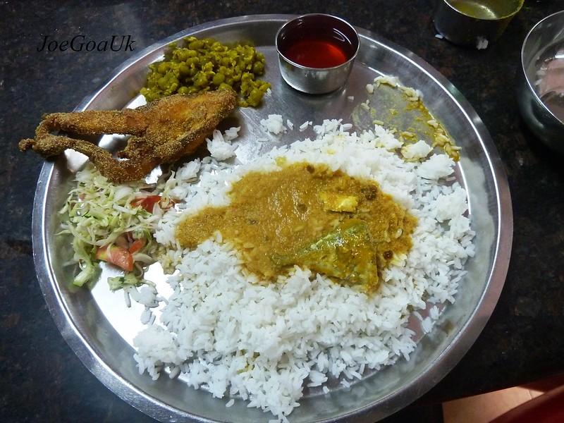 Joegoauk S Goa Fish Curry Rice Restaurants Fish Curry Rice At