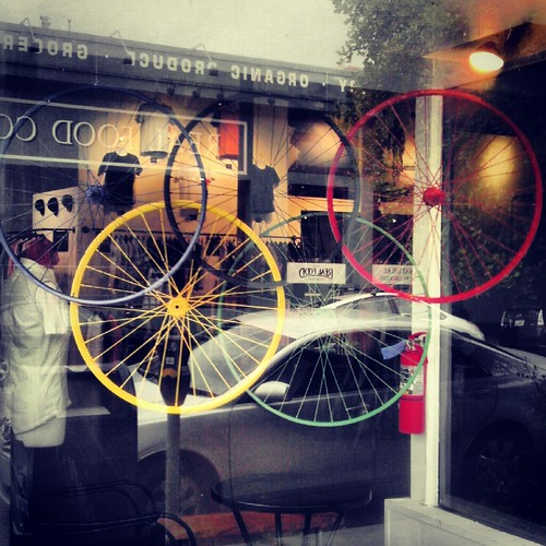 Olympic estilo: Rapha cycling club in San Francisco by meligrosa