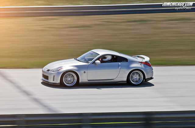 Hector's Nissan 350z