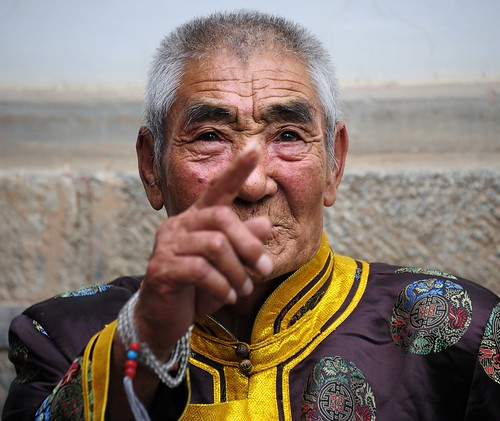 Tibetan people, Tibet 2012 by reurinkjan