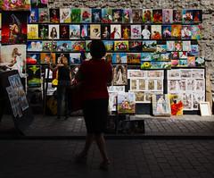 2016-07-21 Polenresan Dag 5 Krakow på egen hand