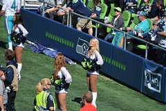 2016 Seahawks vs Dolphins Home opener
