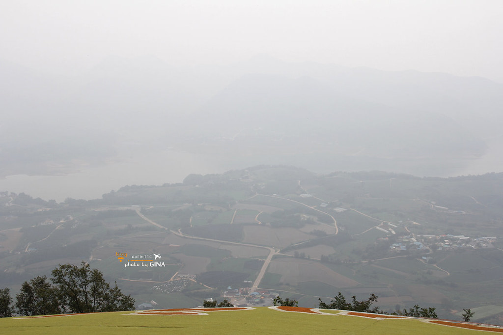【忠清北道景點】堤川市飛鳳山|清風湖觀光單軌列車(청풍호 관광모노레일) @GINA環球旅行生活|不會韓文也可以去韓國 🇹🇼