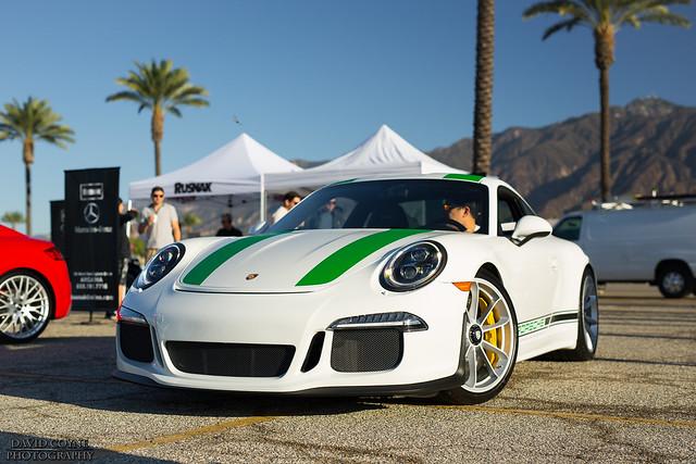 Porsche 911R!