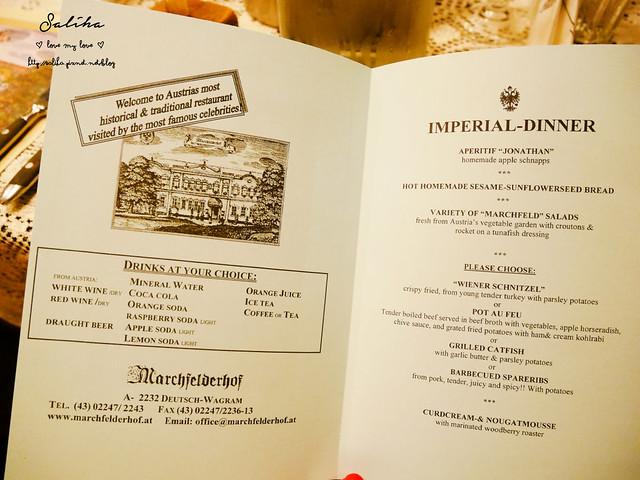 奧地利維也納餐廳推薦Marchfelderhof restaurant紅頂商人 (3)
