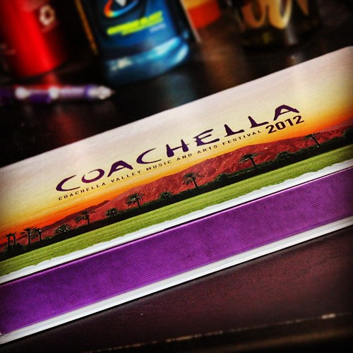 TICKETS COACHELLA