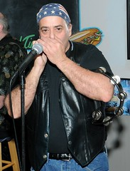 """""""Woke Up This Morning And Got Myself A Beer """" Harmonica Pete"""
