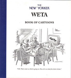 New Yorker WETA Book of Cartoons