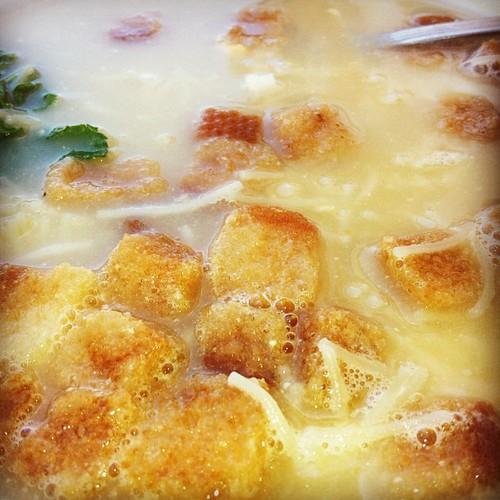 Sopa de picadillo - Coripe