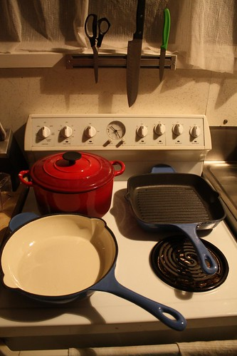 new cookware!
