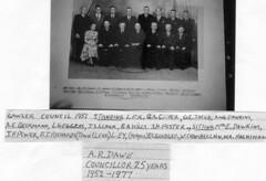 gawler council  1951