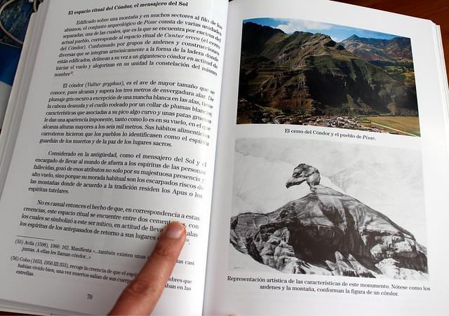 Livro sobre Cusco e o Vale Sagrado