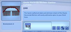 Haute Hacienda Kitchen - Cantina Curtains
