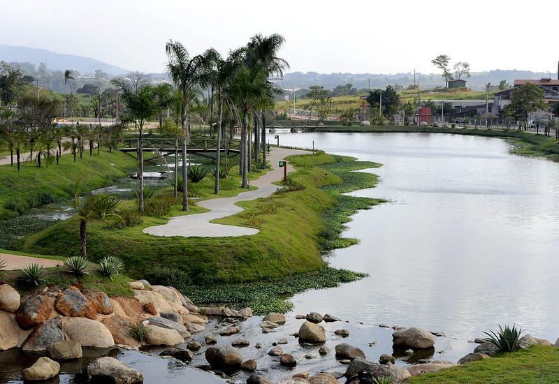 Parque Botânico Tulipas