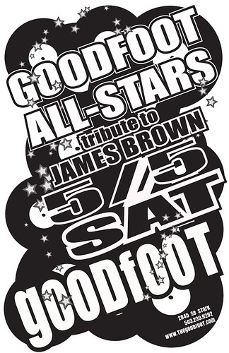 Goodfoot All Stars Tribute to James Brown