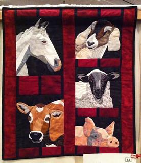 Farm Animals~Marilyn Tribble