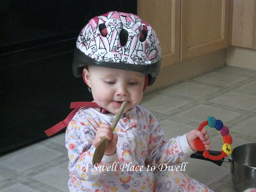 Fin with Bike Helmet