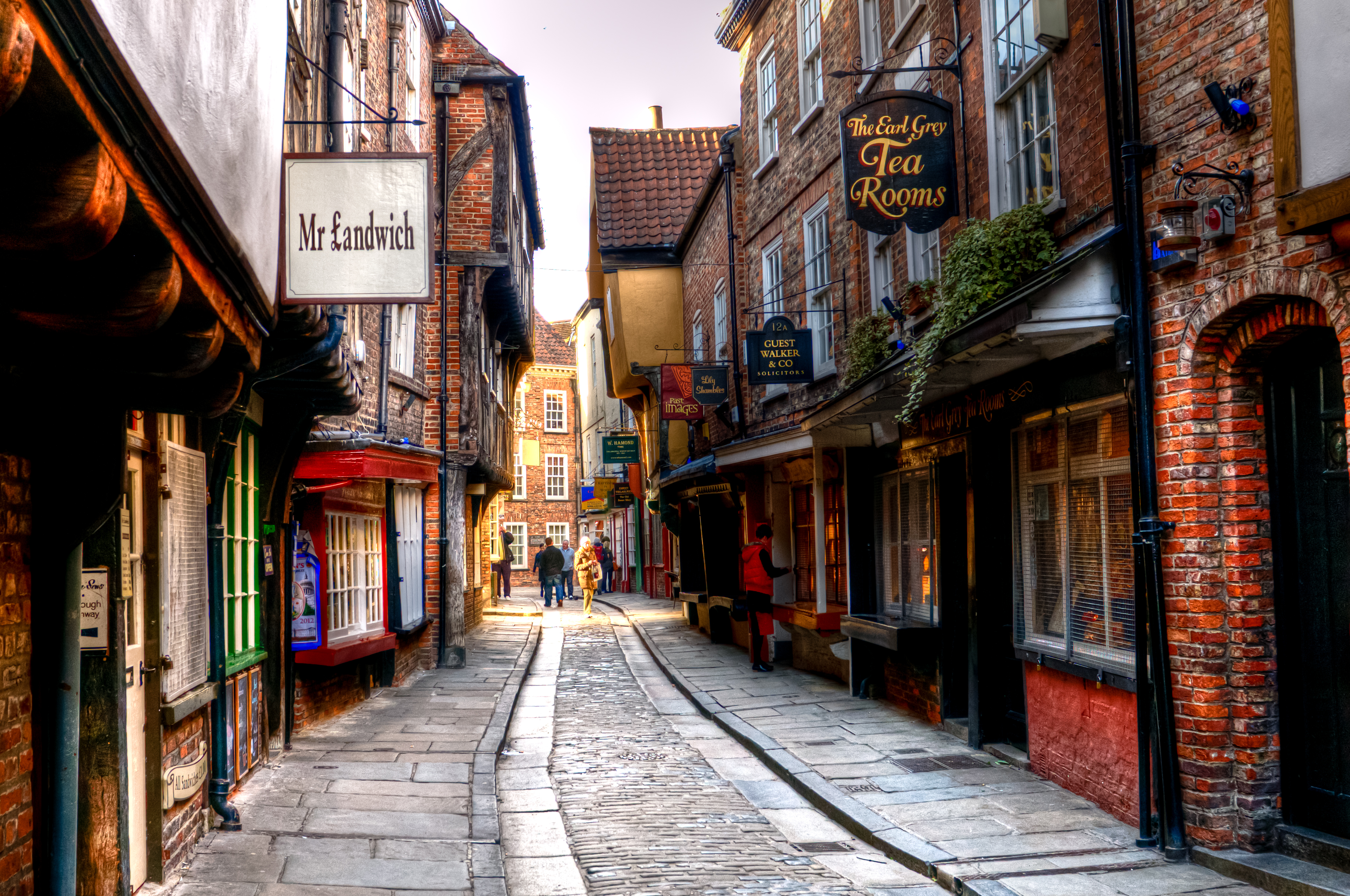 Tea Rooms The Shambles York